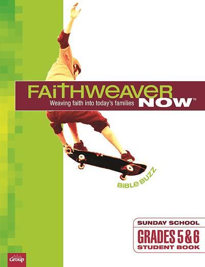 Picture of FaithWeaver Now Grade 5-6 Student Fall 2021
