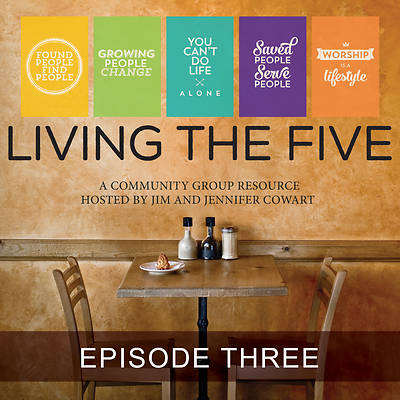 Picture of Living the Five: Streaming Video Session 3