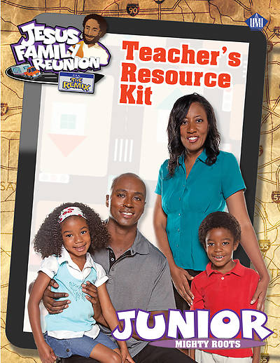 UMI VBS 2013 Jesus Family Reunion: The Remix Junior Teacher Resource Kit
