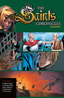 Picture of Saints Chronicles Collection 5