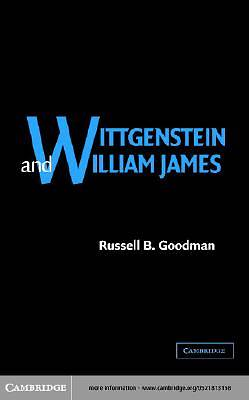 Wittgenstein and William James [Adobe Ebook]