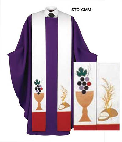 Communion White Stole