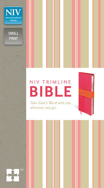 New International Version Trimline Bible
