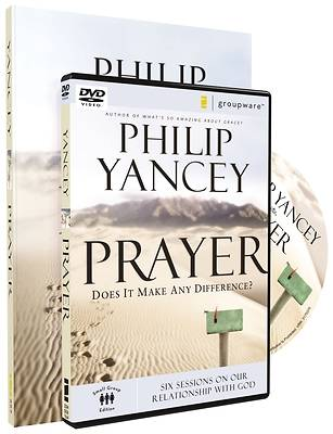 Prayer Participants Guide with DVD
