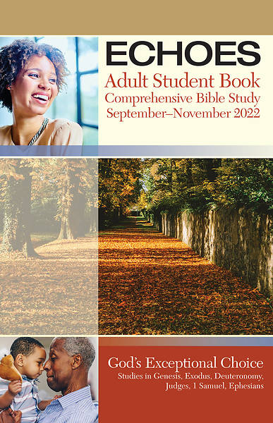 Echoes Adult Student Book Fall