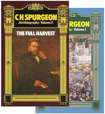 Ch. Spurgeon the Early Years/The Full Harvest 2 Volume Set