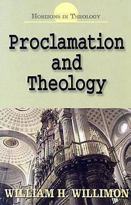 Proclamation And Theology - eBook [ePub]
