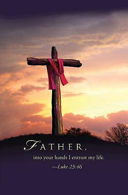 Father Good Friday Bulletin (Pkg of 50)