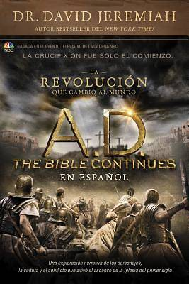 A.D. the Bible Continues En Espanol