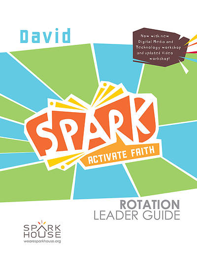 Picture of Spark Rotation  David  Leader Guide