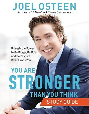 Picture of You Are Stronger Than You Think Study Guide