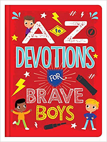 Picture of A to Z Devotions for Brave Boys