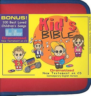 Kids New Testament-CEV