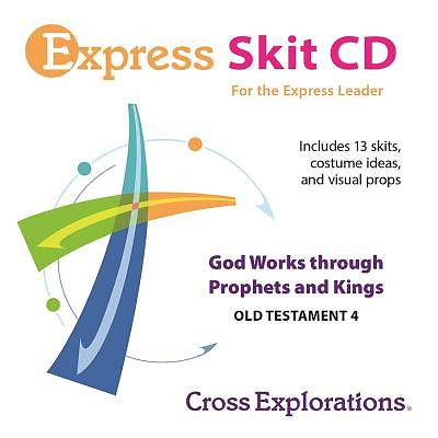 Picture of Express Skits CD (Ot4)