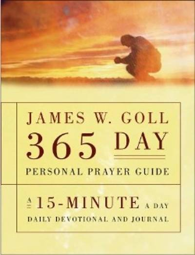 James W. Goll 365-Day Personal Prayer Guide