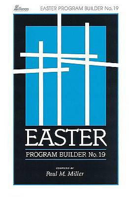 Easter Program Builder No. 19