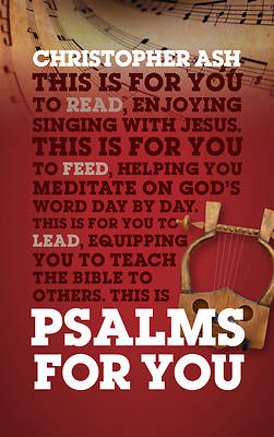 Picture of Psalms for You