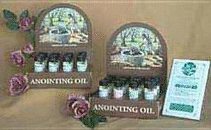 Picture of Frankincense and Myrrh Anointing Oil -  Pack of 12, 1/4 Oz Vials