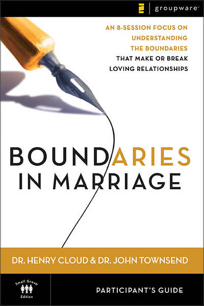 Picture of Boundaries in Marriage