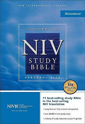 Zondervan New International Version Study Bible, Personal Size