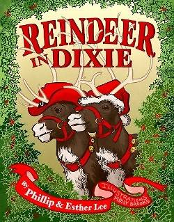Picture of Reindeer in Dixie