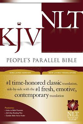 Picture of People's Parallel Bible-PR-KJV/NLT