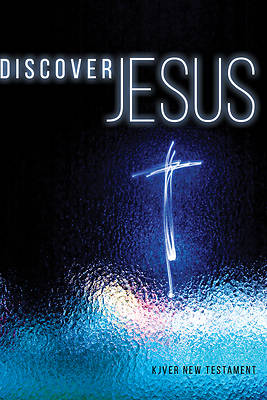 Picture of Kjver Discover Jesus New Testament Soft Cover