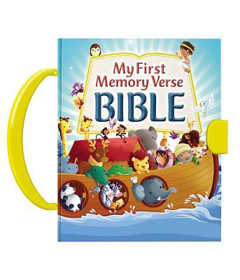 Picture of My First Memory Verse Bible