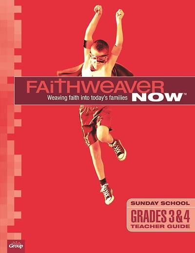 Picture of FaithWeaver Now Grade 3-4 Teacher Fall 2021