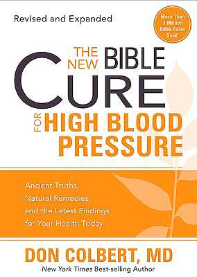 Picture of The New Bible Cure for High Blood Pressure