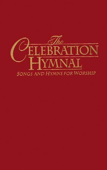 Celebration Hymnal Burgundy Pew Edition