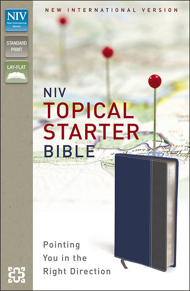 NIV Topical Starter Bible