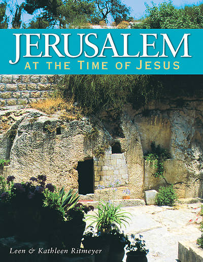 Jerusalem at the Time of Jesus - eBook [ePub]