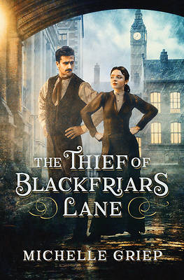 Picture of The Thief of Blackfriars Lane