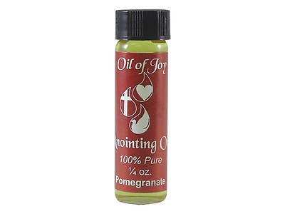 Oil of Joy 1/4 Oz. Pomegranate Anointing Oil - Pack of 6
