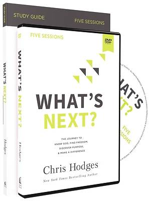 Picture of What's Next? Study Guide with DVD