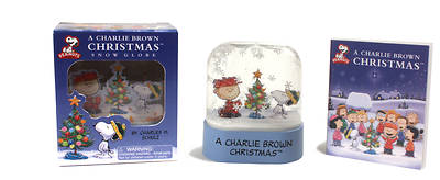 Picture of A Charlie Brown Christmas Snow Globe