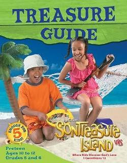 Gospel Light VBS14 SonTreasure Island Treasure Guide Preteen
