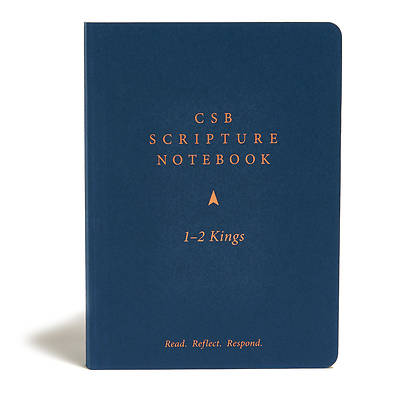 Picture of CSB Scripture Notebook, 1-2 Kings