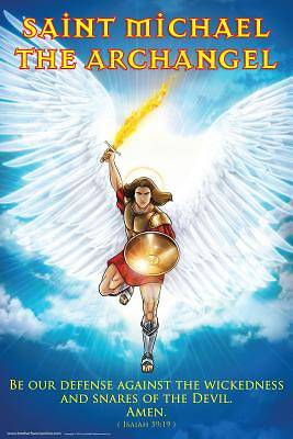 Poster - Saint Michael the Archangel
