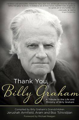 Thank You, Billy Graham [ePub Ebook]