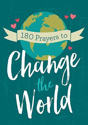 Picture of 180 Prayers to Change the World (for Adults)