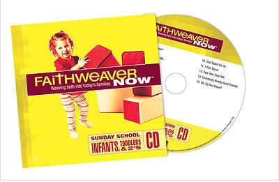 Picture of FaithWeaver Now Infant Toddler & Twos CD  Winter 2019-2020