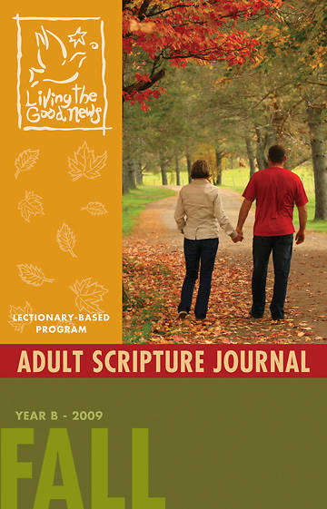 Picture of Living the Good News Fall Adult Scripture Journal 2009 [Adult]