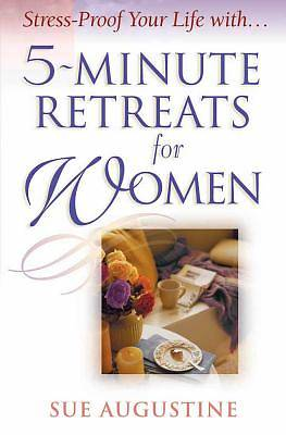 Picture of 5-Minute Retreats for Women
