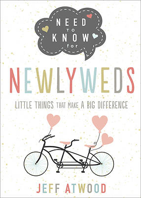 Picture of Need to Know for Newlyweds