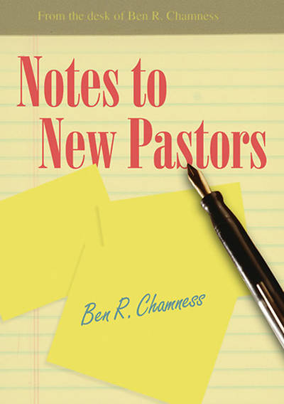 Notes to New Pastors