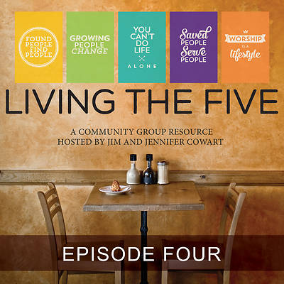 Picture of Living the Five: Streaming Video Session 4