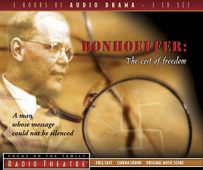Bonhoeffer (3 CDs)
