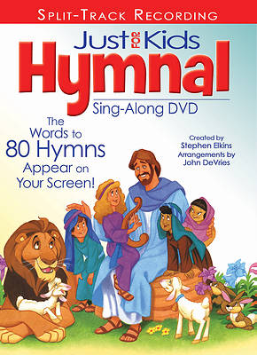 Picture of The Kids Hymnal Sing-Along DVD
